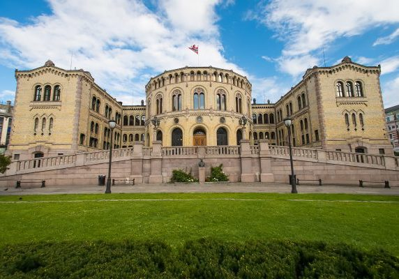 The Storting is the supreme legislature of Norway, located in Oslo. Parliament was established by the Constitution of Norway in 1814 and is designed by Emil Victor Langlet.